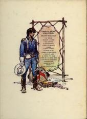 Verso de Blueberry -8a74- L'homme au poing d'acier