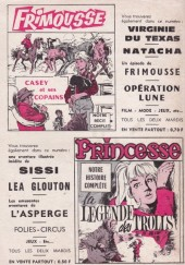 Verso de Frimoussette -35- Petite maman