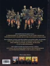Verso de Les sentinelles -4- Avril 1915, les Dardanelles