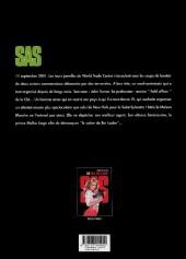 Verso de S.A.S. (en espagnol) -2- El sable de Bin-Laden