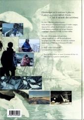 Verso de Australes - Deux récits du monde au bout du monde -2- La Lune est blanche