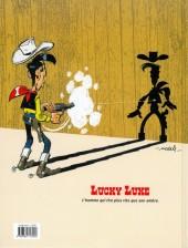 Verso de Lucky Luke (Les aventures de) -6- Les tontons Dalton