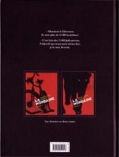 Verso de La mondaine -2- Tome 2/2