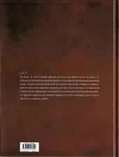 Verso de Les aigles décapitées -26- Mon frère, ce bâtard