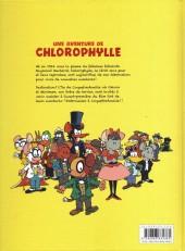 Verso de Chlorophylle (Une aventure de) -1- Embrouilles à Coquefredouille