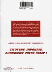 Verso de Ki-itchi VS -9- Volume 9
