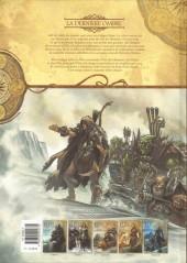 Verso de Elfes -8- La Dernière Ombre