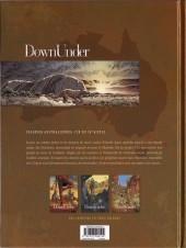 Verso de Down Under -3- Terra Nullius