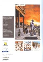 Verso de Murena -Cat- Murena - La Rome noire