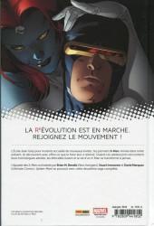 Verso de All-New X-Men -2- Choisis ton camp