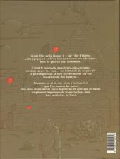 Verso de L'Âge d'ombre -INT- L'âge d'ombre