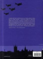 Verso de Agatha, la vraie vie d'Agatha Christie