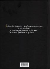 Verso de Moby Dick (Chabouté) -2- Livre second