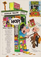 Verso de Achille Talon -20a81- Viva Papa !