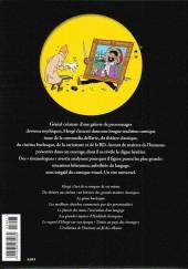 Verso de Tintin - Divers - Le rire de Tintin, les secrets du génie comique d'Hergé