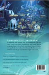 Verso de Amulet -6- L'Évasion