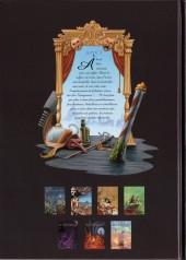 Verso de De Cape et de Crocs -1a05- Le Secret du janissaire
