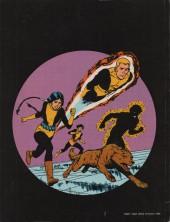 Verso de Top BD -4- Les nouveaux mutants