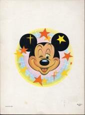 Verso de Mickey à travers les siècles -2a- Mickey à babylone