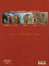 Verso de Les gardiens du Maser -5- Le bout du monde