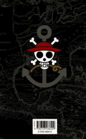Verso de One Piece -7- Le vieux schnock