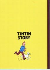 Verso de Tintin - Divers - Tintin Story