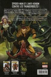 Verso de Spider-Man (Marvel Deluxe) - 36 façons de mourir
