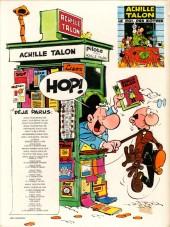Verso de Achille Talon -9b83- Les petits desseins d'Achille Talon