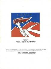Verso de Histoire de l'Arménie