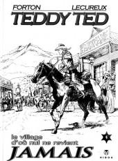 Verso de Teddy Ted -INT2TL- Le combat des Géants + le village d'où nul ne revient jamais