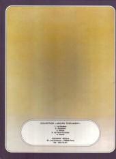 Verso de Ancien testament -4- La Terre Promise