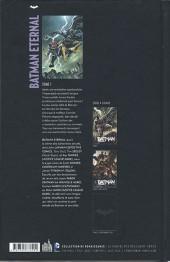Verso de Batman Eternal -1- Tome 1