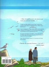 Verso de A la rencontre de Sainte Jeanne Jugan -1- Fondatrice des Petites Sœurs des Pauvres