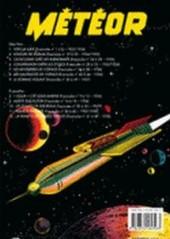 Verso de Météor (1re Série - Artima) -10a- Guerre en utopie