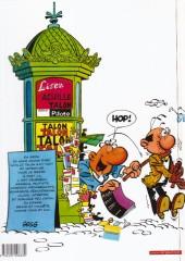 Verso de Achille Talon -11c02- brave et honnête Achille talon