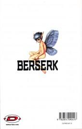 Verso de Berserk -2- Tome 2