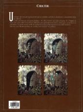 Verso de Grimion gant de cuir -INT- L'intégrale