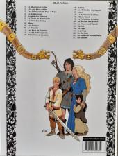 Verso de Thorgal -7b03- L'Enfant des étoiles