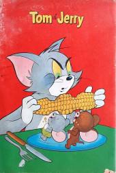 Verso de Tom et Jerry (Puis Tom & Jerry) (2e Série - Sage) -1- Une Maladie Contagieuse
