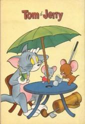 Verso de Tom et Jerry (Puis Tom & Jerry) (2e Série - Sage) -4- Artiste D'avant-garde