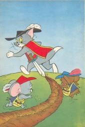 Verso de Tom et Jerry (Puis Tom & Jerry) (2e Série - Sage) -14- Aviation en chambre