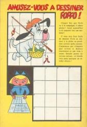 Verso de Tom et Jerry (Puis Tom & Jerry) (2e Série - Sage) -24- Des poupées pas comme les autres