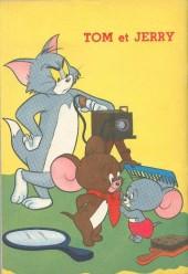Verso de Tom et Jerry (Puis Tom & Jerry) (2e Série - Sage) -27- Un ronron général...