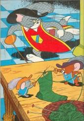 Verso de Tom et Jerry (Puis Tom & Jerry) (2e Série - Sage) -28- L'ami martien
