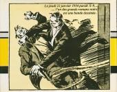 Verso de Agent secret X-9 (Futuropolis) -INT2- Integrale Vol.2 - 1935/1936