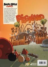 Verso de Angry Birds -4- Piggyland