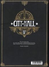 Verso de City Hall -7- Tome 7