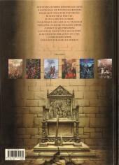 Verso de Le trône d'Argile -6- La Geste d'Orléans