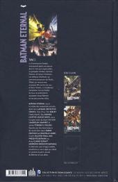 Verso de Batman Eternal -2- Tome 2