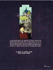 Verso de Adèle Blanc-Sec (The Most Extraordinary Adventures of) -1- Adele & the Beast